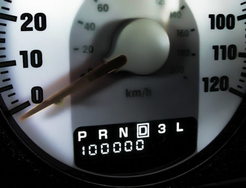 Hitting the 100,000 Mile Marker